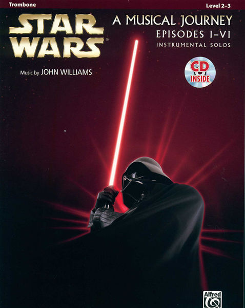 Alfred Music Publishing Star Wars Journey I-VI Trb.