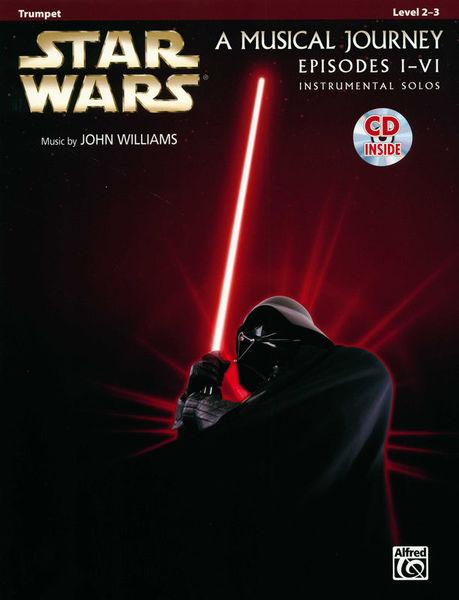 Alfred Music Publishing Star Wars Journey I-VI Tr