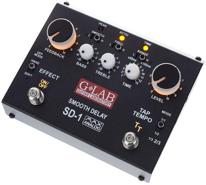 G-LAB SD-1 Smooth Delay