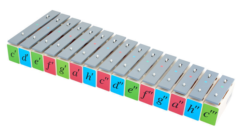 Sonor KS40L15 Chime Bars Set