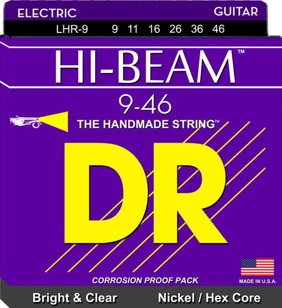DR Strings LHR-9 Hi-Beam