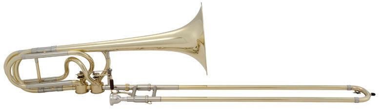 Bach 50A3G Bass Trombone