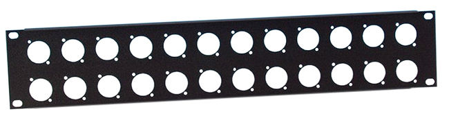 Adam Hall 872214 U-Shaped Rack Panel