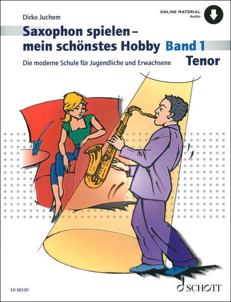 Schott Saxophon Spielen Hobby T-Sax 1