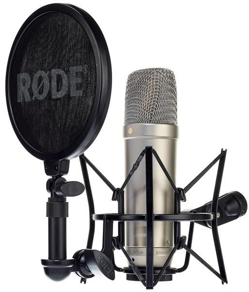 Rode NT1-A Complete Vocal Recording – Thomann España