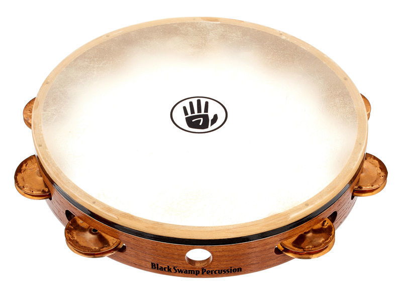 Black Swamp Percussion TS4 Tambourine