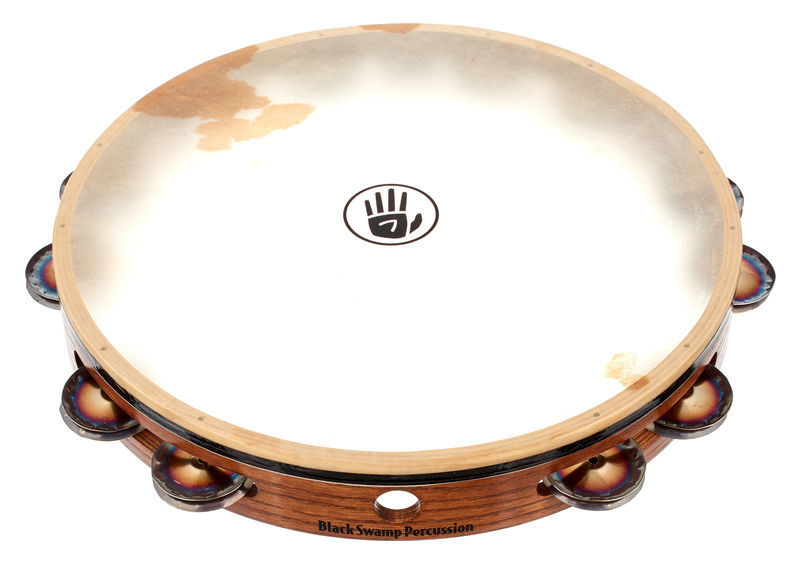 Black Swamp Percussion T12-1 Tambourine