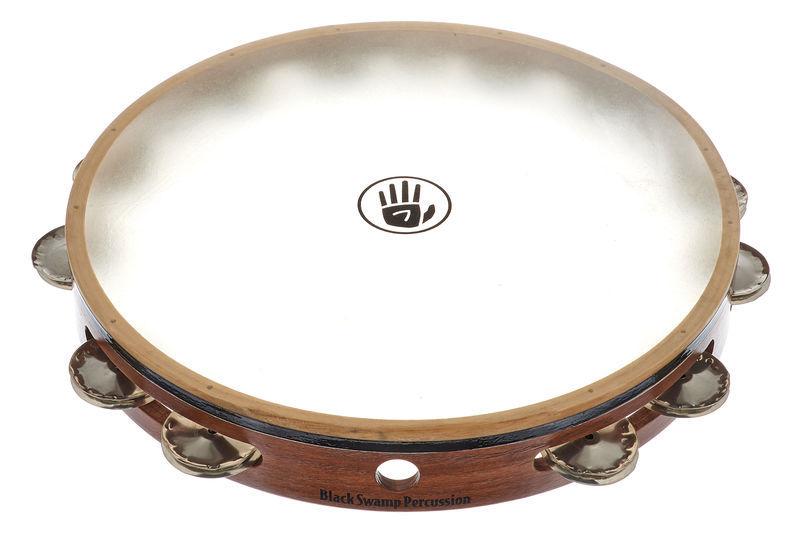 Black Swamp Percussion T12-3 Tambourine
