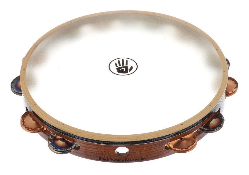 Black Swamp Percussion TC12-1 Tambourine