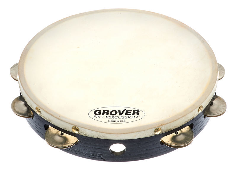 Grover Pro Percussion T1/GS Tambourine