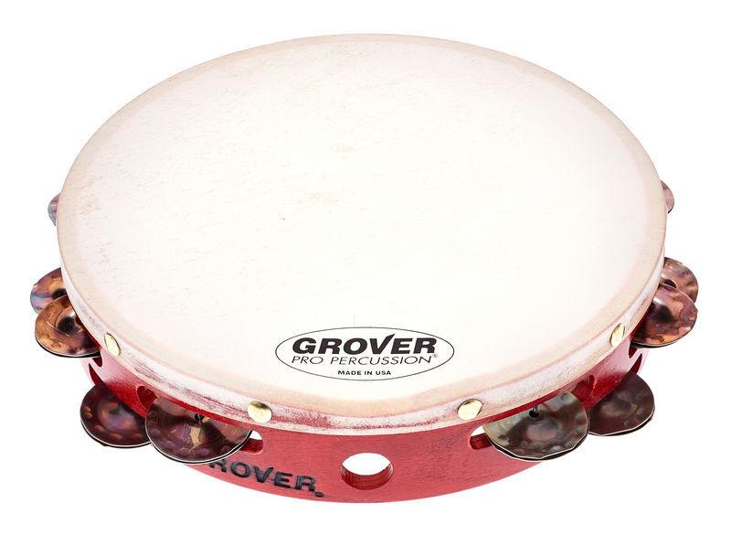 Grover Pro Percussion T2/HTS Tambourine