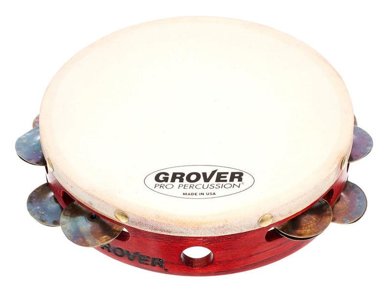 Grover Pro Percussion T2/HTS-8 Tambourine