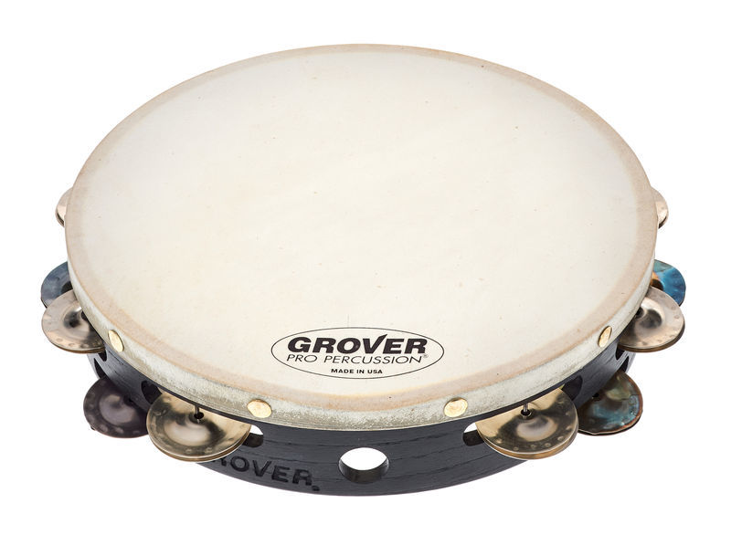 Grover Pro Percussion T2/HS Tambourine