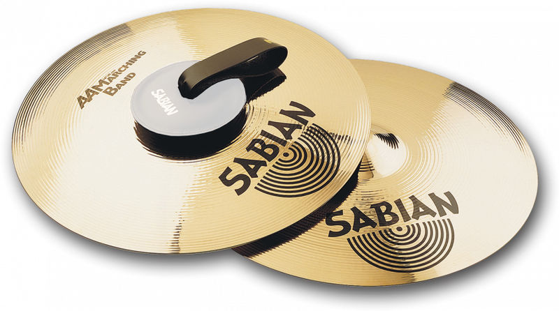 """Sabian 16"""" AA Marching Band Med. Br."""