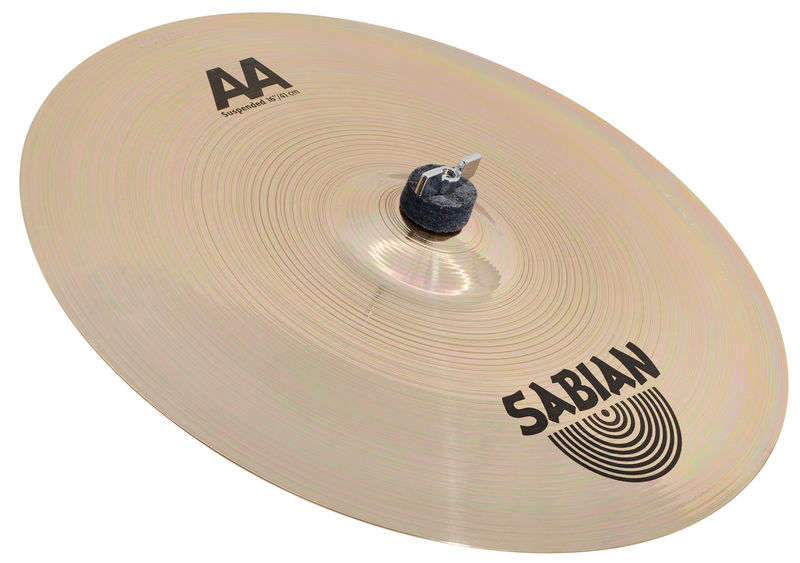 """Sabian 16"""" AA Suspended Orchestral"""