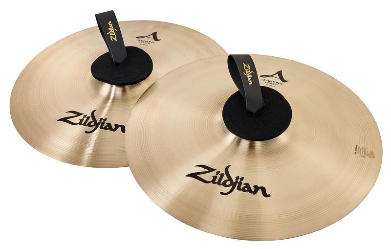 "Zildjian 18"" A Symphonic Viennese Tone"