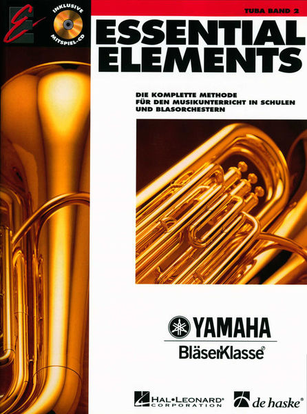 De Haske Essential Elements Tuba 2