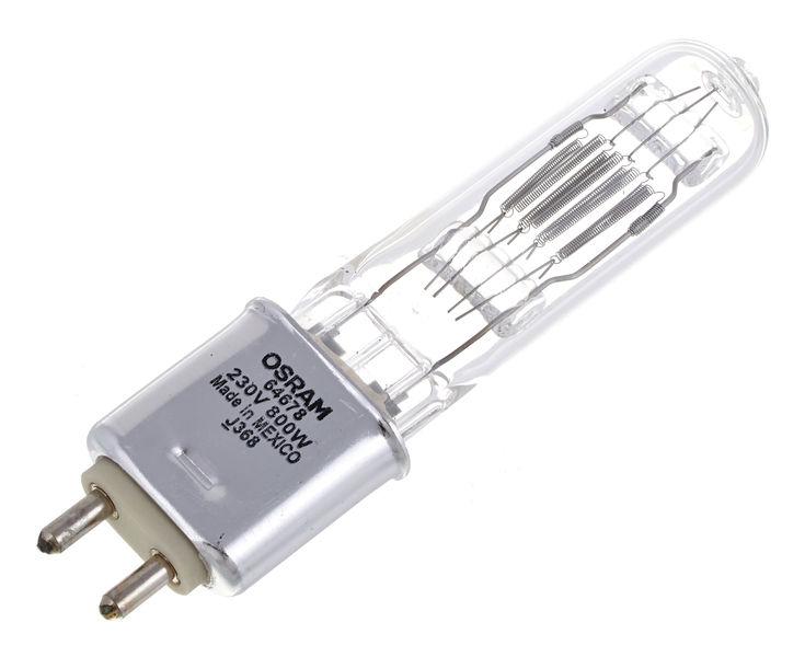 Osram 64678 800W 230V G9.5