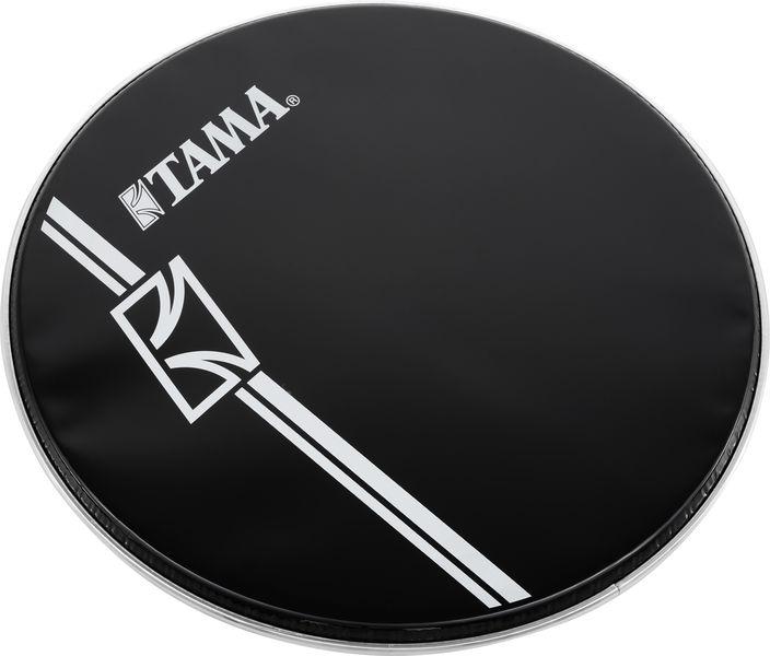 "Tama 22"" Resonant Bass Drum Black H"