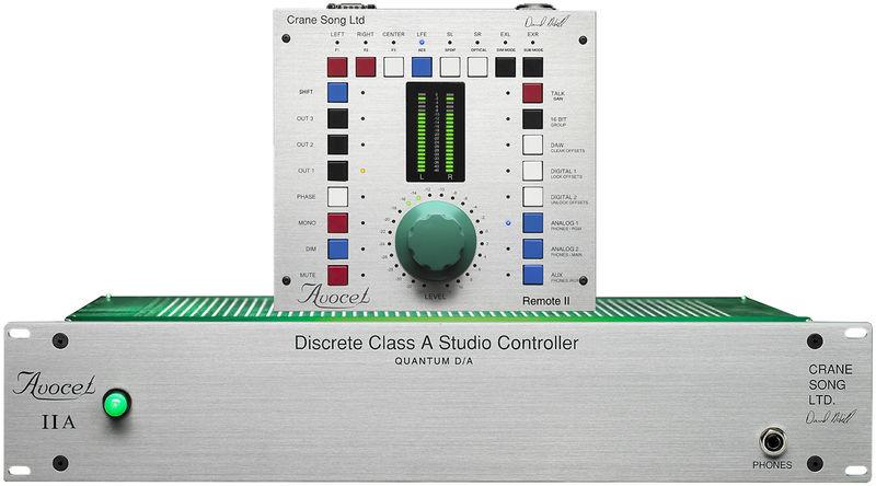 Crane Song Avocet IIA mit Remote