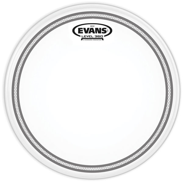 "Evans 13"" EC2S / SST Frosted Control"
