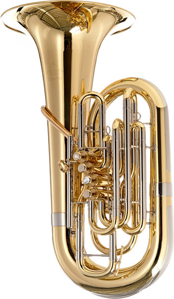 "Miraphone 1281 F-Tuba ""Petruschka"" Clear"