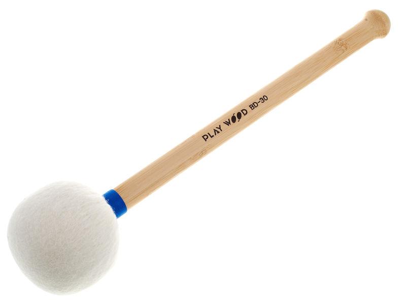 Playwood Bass Drum Mallet BD-30