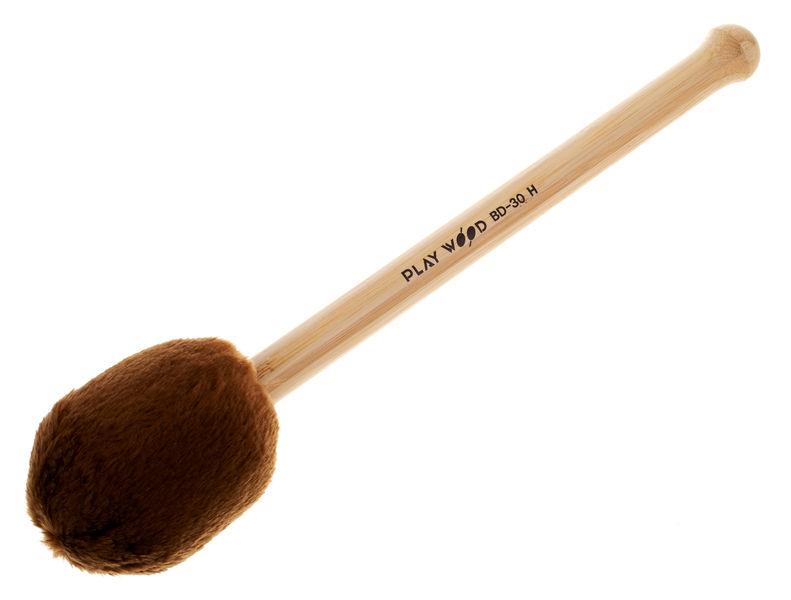 Playwood Bass Drum Mallet BD-30H