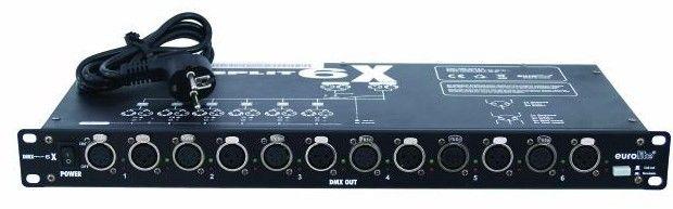 Eurolite Split 6X DMX Splitter