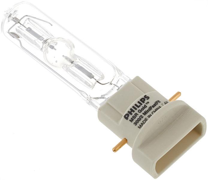 Philips MSR 300/2 Gold Mini-Fastfit