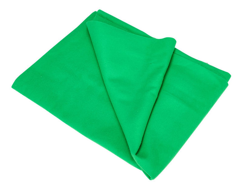 Stairville Greenbox Curtain 300cm