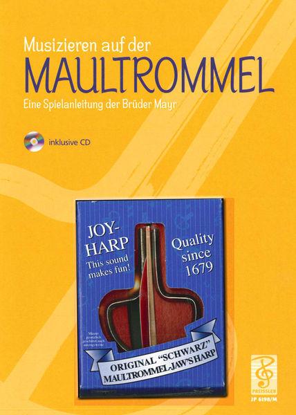 Musikverlag Preissler Musizieren Maultrommel Set
