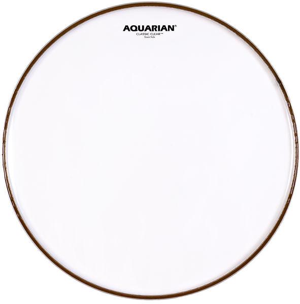 "Aquarian 13"" Classic Clear Resonant"