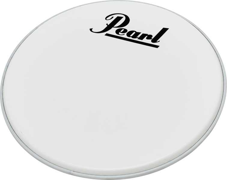 """Pearl 20"""" Bass Drum Front Head White"""