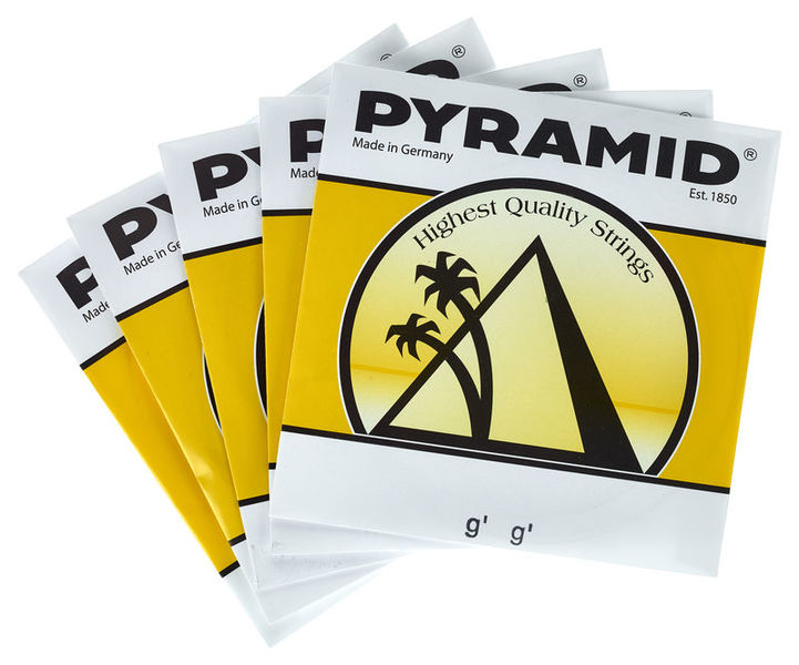 Pyramid Thuringian Waldzither Strings