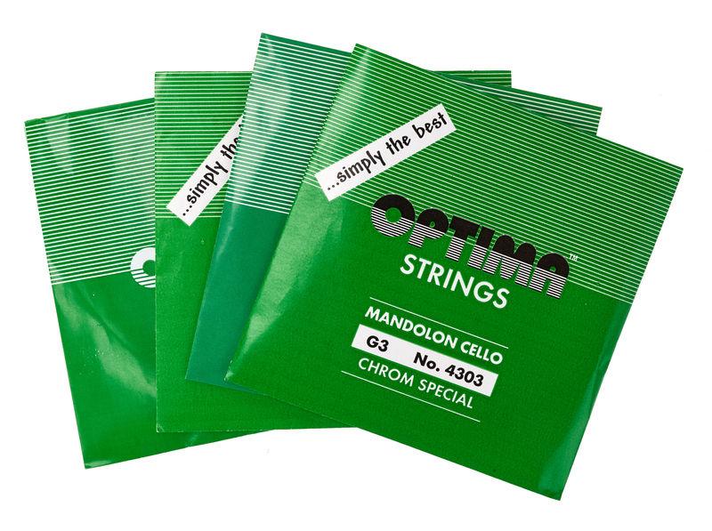 Optima 4305 Mandoloncello Strings