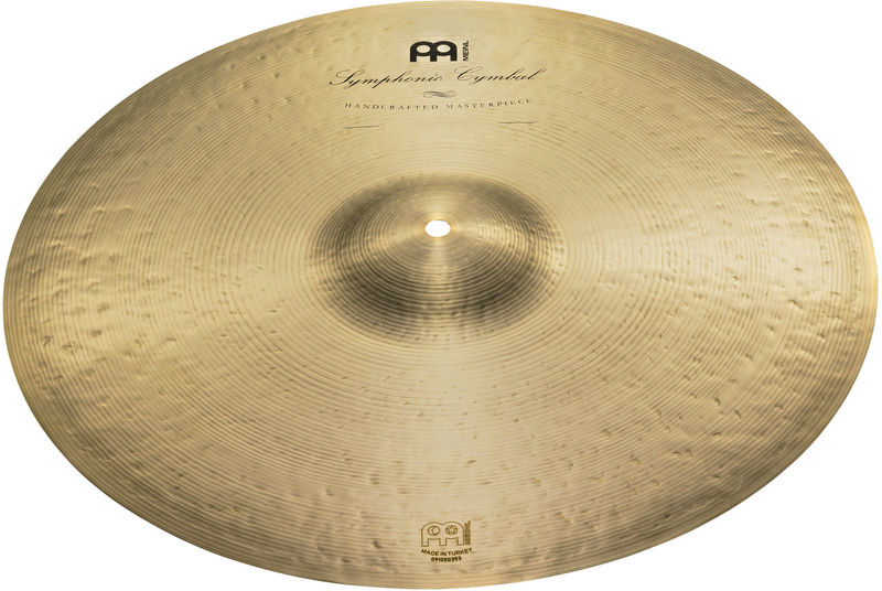 """Meinl 14"""" Suspended Cymbal"""