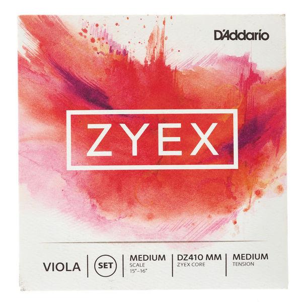 Daddario DZ410-MM Zyex Viola