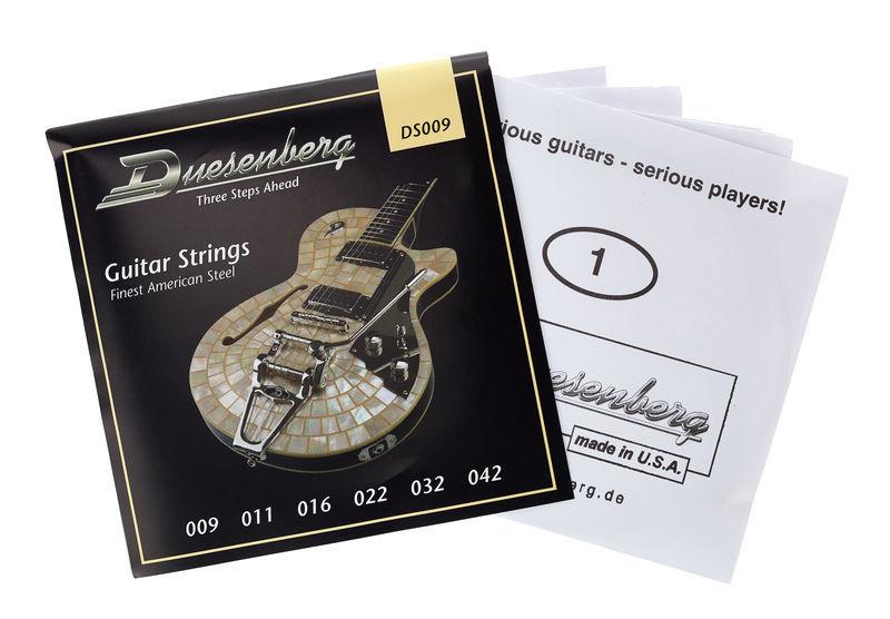 Duesenberg DS009 String Set