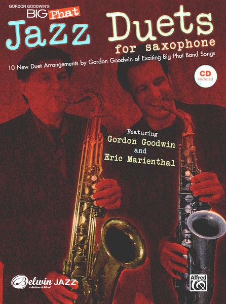 Alfred Music Publishing Gordon Goodwin's Jazz Duets