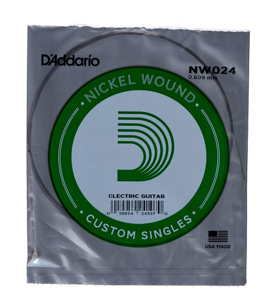 Daddario NW024 Single String