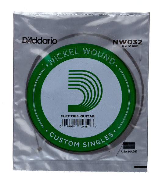 Daddario NW032 Single String