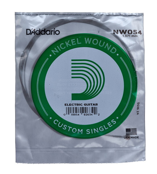 Daddario NW054 Single String