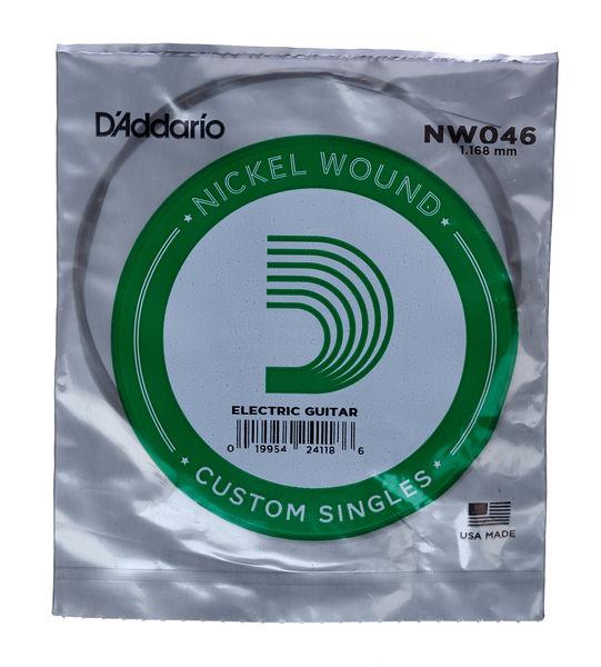 Daddario NW046 Single String