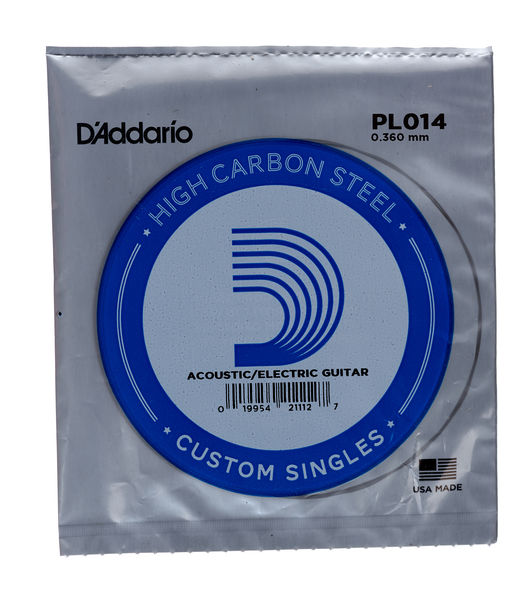 Daddario PL014 Single String