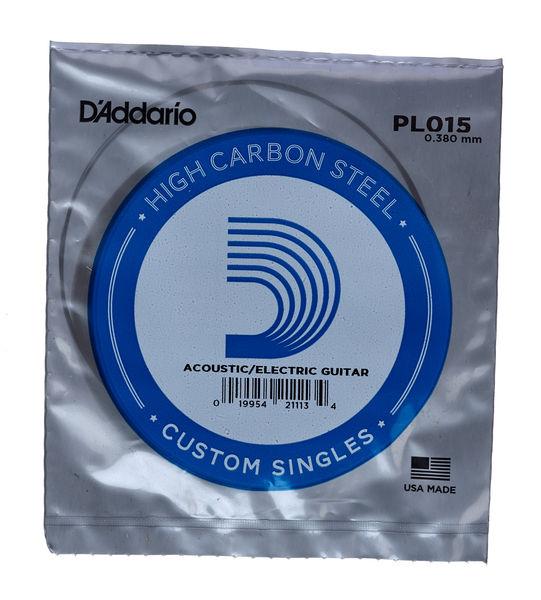 Daddario PL015 Single String
