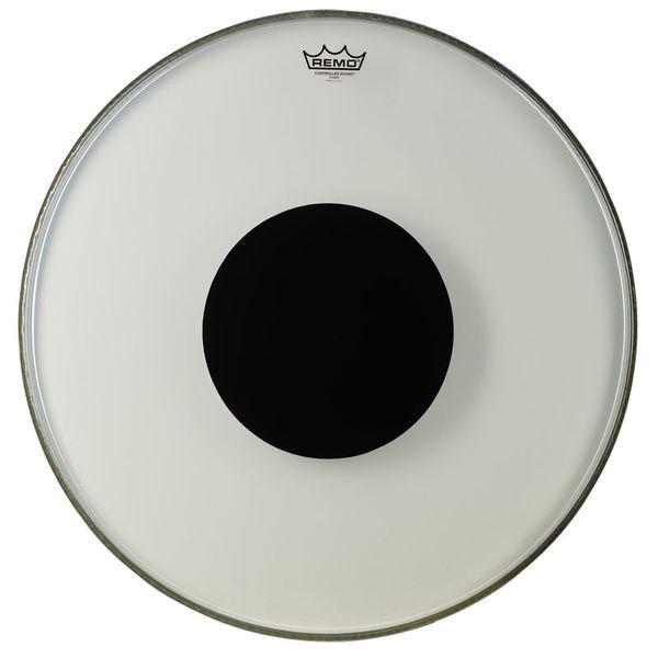 "Remo 24"" CS Clear Bass Drum"