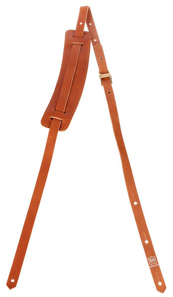 Harley Benton Vintage Leather Strap BR