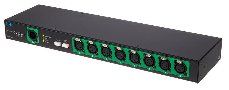 Enttec DMX/RDM Splitter RDS8