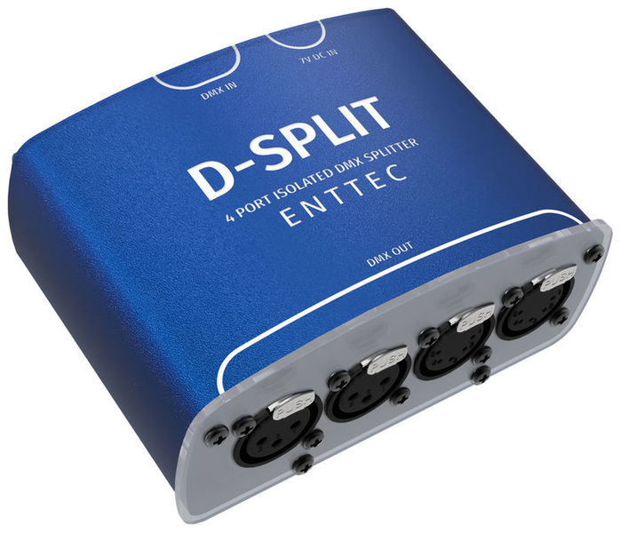 Enttec D-Split DMX Splitter